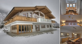 Chalet Apartment Ski & Golf